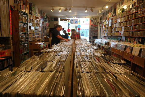 Athens Vinyl Sales Significantly Increase In Past Decade