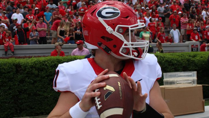 New and Old Faces Ignite UGA Football's Hot Start