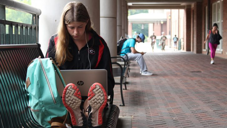 Athens Students Succumb to Social Anxiety Through Technology