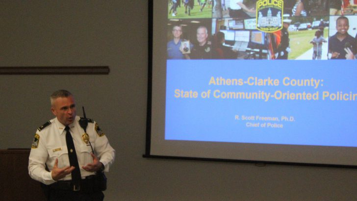ACCPD Builds Community Relations, Strengthens Communication